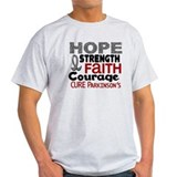 HOPE Parkinson's Disease 3 T-Shirt