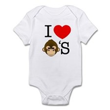 alpha phi alpha Infant Bodysuit