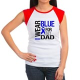 I Wear Blue Dad  T