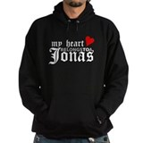 My Heart Belongs to a Jonas Hoody