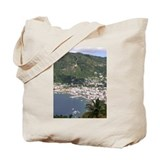 St. Lucia Items Tote Bag