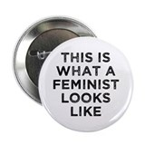 "This Feminist 2.25"" Button"