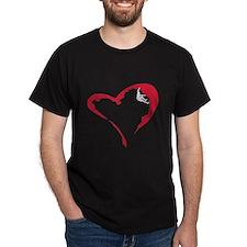 Heart Climber T-Shirt