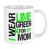 I Wear Lime Green For My Mom Mug