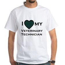 Shirt - I love my Veterinary Technician