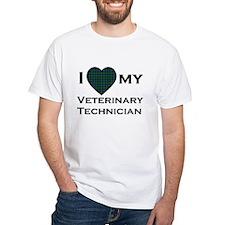 Shirt - I love my Veterinary Technician