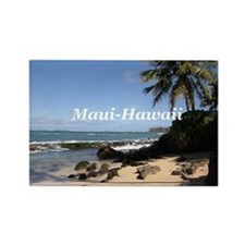 Great Gifts from Maui Hawaii Rectangle Magnet (10