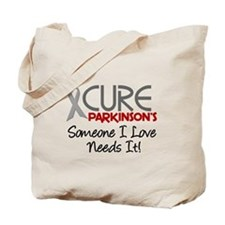 CURE Parkinson's Disease 2 Tote Bag