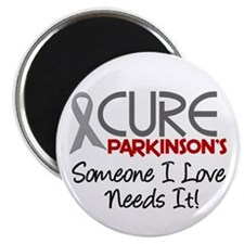 CURE Parkinson's Disease 2 Magnet
