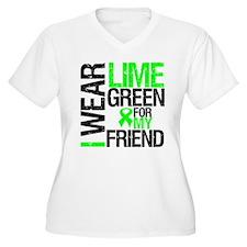 I Wear Lime Green Friend T-Shirt