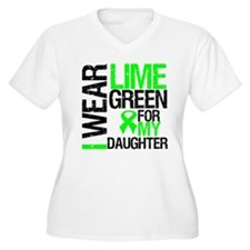 I Wear Lime Green Daughter T-Shirt