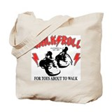 For Toes About To Walk Tote Bag