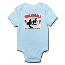 For Toes About To Walk Infant Bodysuit