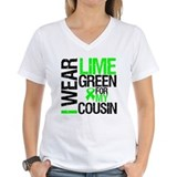 I Wear Lime Green Cousin Shirt
