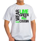 I Wear Lime Green Cousin T-Shirt
