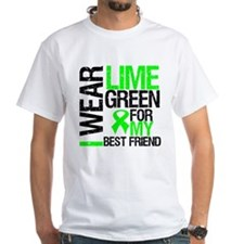 I Wear Lime Green Best Friend Shirt