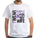 IWearPurple Wife Shirt