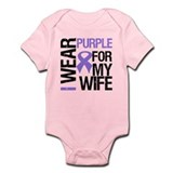 IWearPurple Wife Onesie