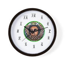 Ethiopian Orthodox Wall Clock