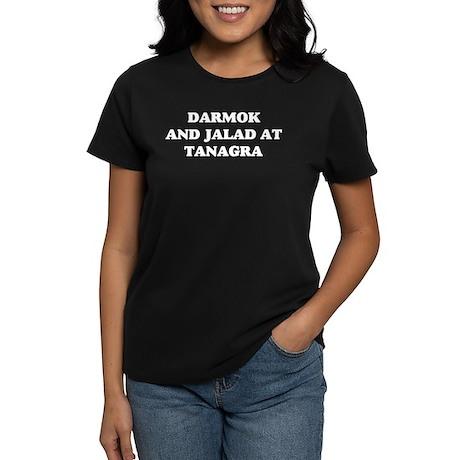 Darmok Jalad Women's Dark T-Shirt