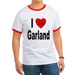 I Love Garland Ringer T