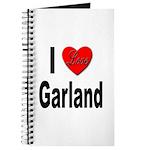 I Love Garland Journal