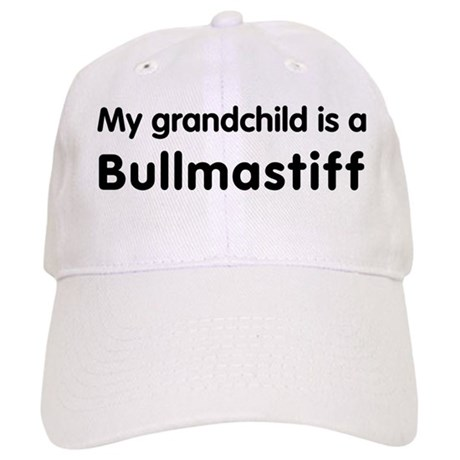 Bullmastiff grandchild Cap