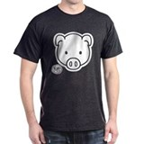 Super Pig Head t-shirt