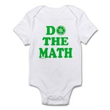 RECYCLE/RECYCLING Infant Bodysuit
