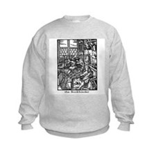 the Bookbinder Sweatshirt