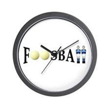 Wall Clock - Foosball (Bonzini men)