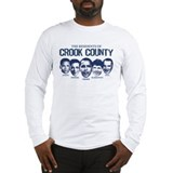 Residents of Crook County Long Sleeve T-Shirt