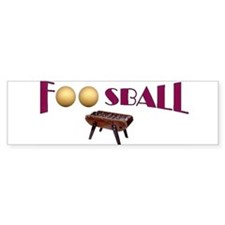 Bumper Sticker Fooball (Bonzini)