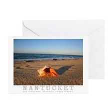 Nantucket Island Sunset Greeting Cards (Pk of 10)