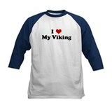 I Love My Viking Tee
