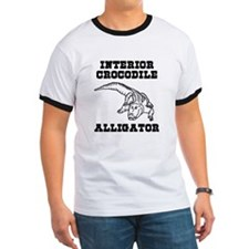 Interior Crocodile Alligator T