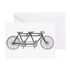 Old Tandem Greeting Cards (Pk of 20)