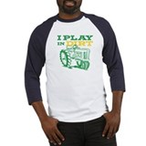 Play In Dirt Tractor Baseball Jersey