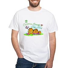 Conserve Energy White T-Shirt