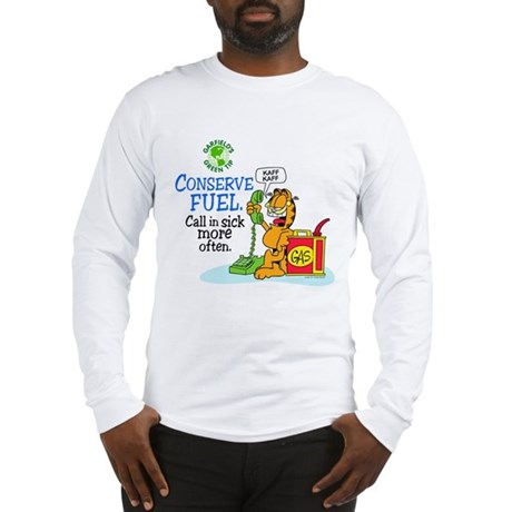Conserve Fuel Long Sleeve T-Shirt