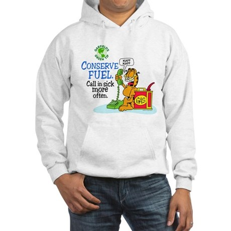 Conserve Fuel Hooded Sweatshirt