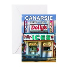 Dolly's Ices Greeting Cards (Pk of 10)