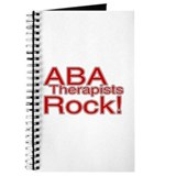 ABA Therapists Rock! Journal