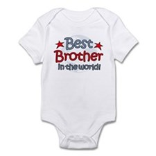Best Brother Globe Infant Bodysuit