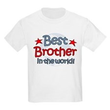 Best Brother Globe T-Shirt