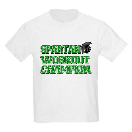 Spartan Workout Kids Light T-Shirt