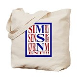 Anti MSN Tote Bag
