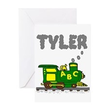 Cute William bell Greeting Card