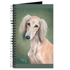 Saluki (Fawn) Journal