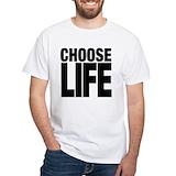 Wham Mens White T-shirts